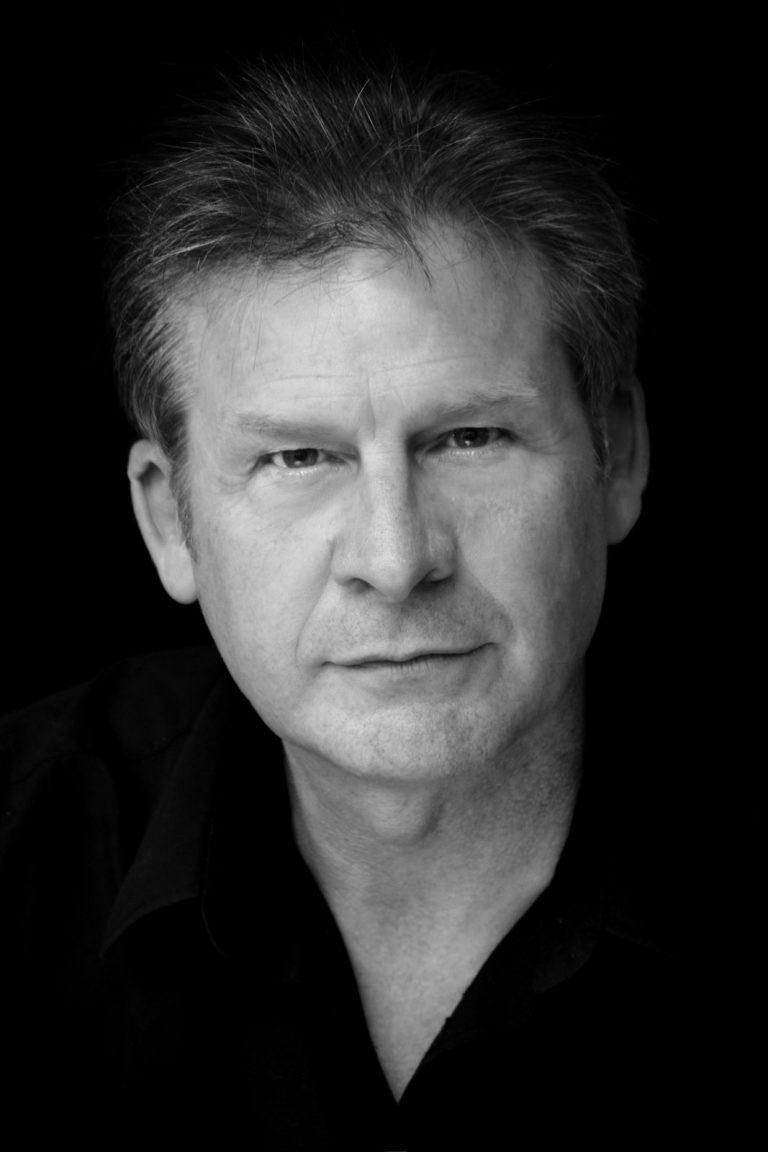Glen Tillyard Portrait
