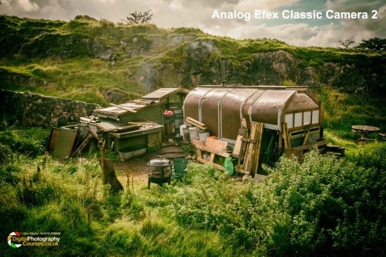 Nik Collection - 1-Analog Efex Classic Camera 2