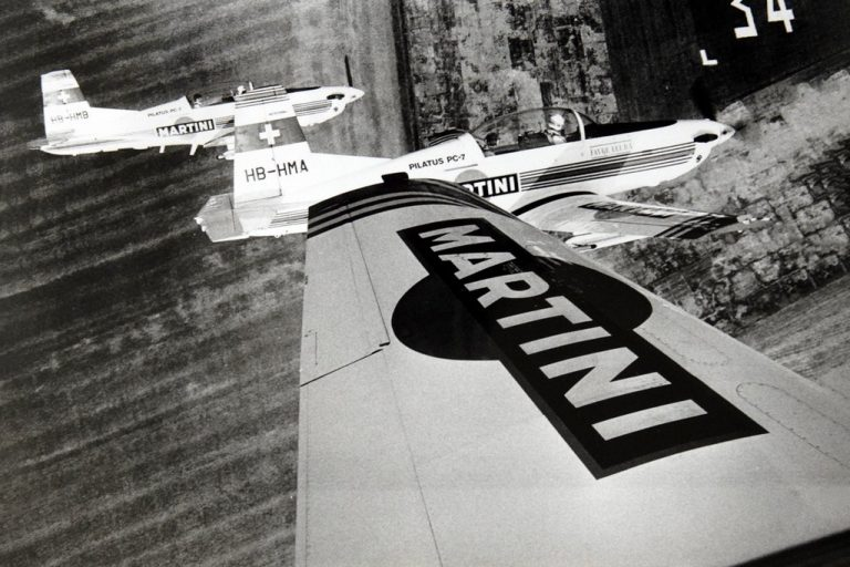 The Martine Air Display Team