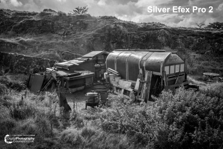 4-Silver Efex Pro 2 Edit