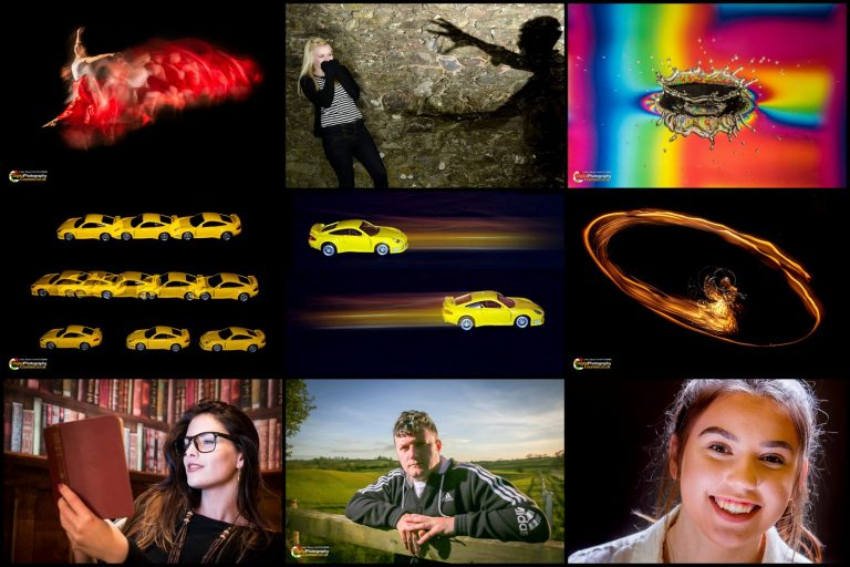 Flash Course Collage